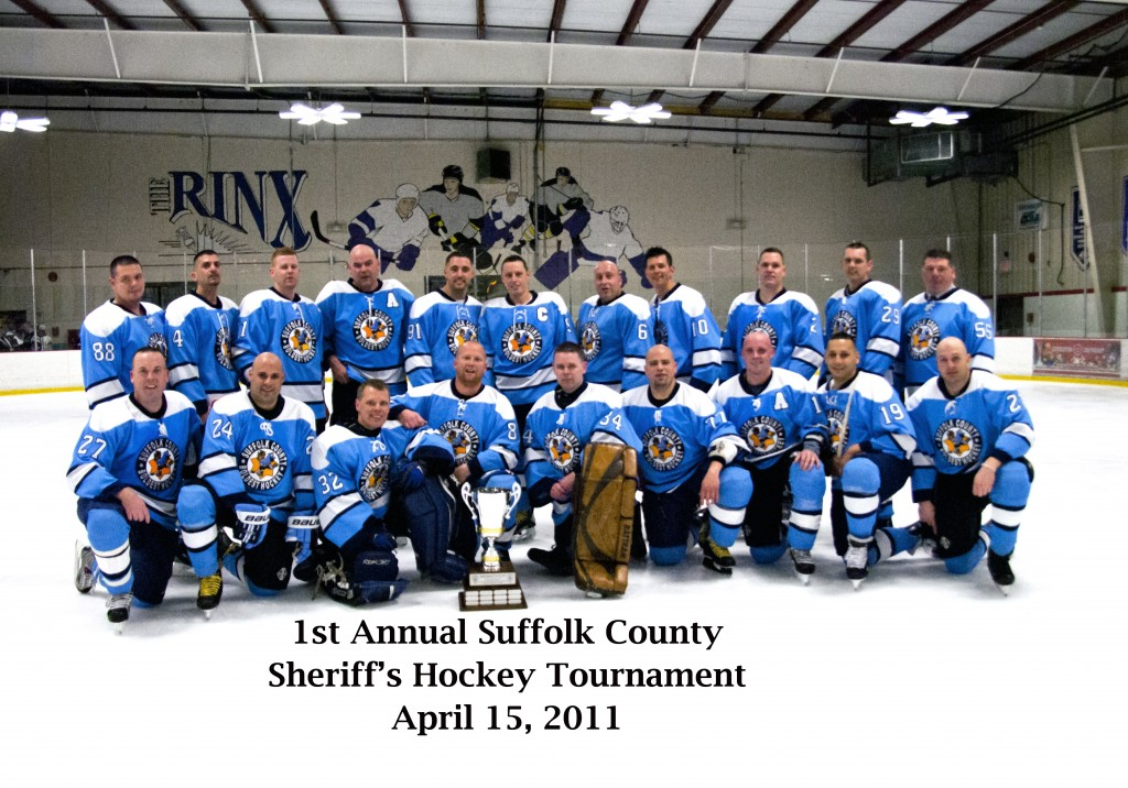 Suffolk County's Finest Hockey Team